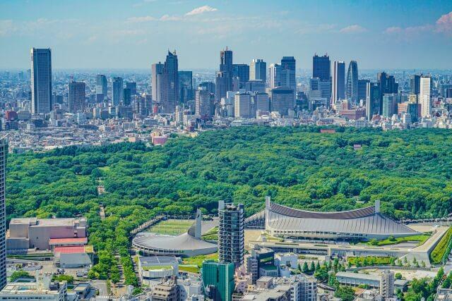 渋谷区 渋谷スカイ展望台