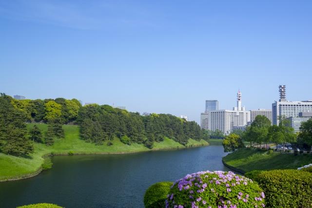 千代田区 皇居